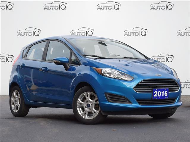 2016 Ford Fiesta SE (Stk: ESC086A) in Waterloo - Image 1 of 14