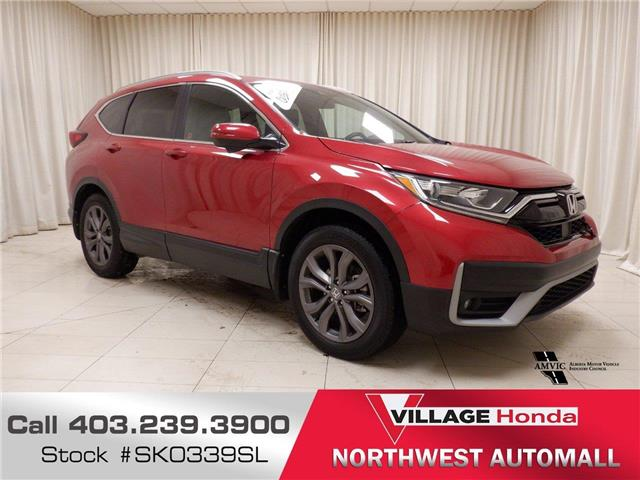 2020 Honda CR-V Sport (Stk: Conditionally Sold! SK0339SL) in Calgary - Image 1 of 19