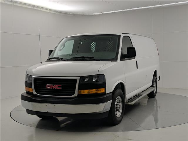 2018 GMC Savana 2500 Work Van (Stk: F3NBMV) in Winnipeg - Image 1 of 24