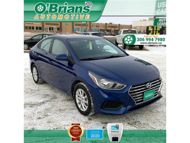 2018 Hyundai Accent GL (Stk: 13998A) in Saskatoon - Image 1 of 21