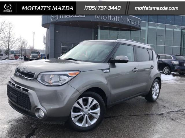 2014 Kia Soul EX (Stk: 28544B) in Barrie - Image 1 of 19