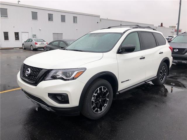 2020 Nissan Pathfinder SV Tech (Stk: 20337) in Sarnia - Image 1 of 5