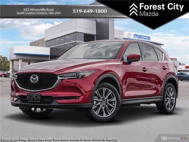 2021 Mazda CX-5 Signature (Stk: 21C56516) in London - Image 1 of 23