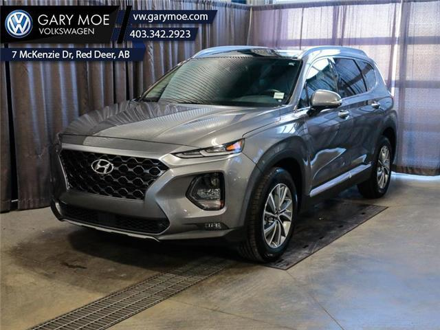 2019 Hyundai Santa Fe Luxury (Stk: VP7741) in Red Deer County - Image 1 of 26
