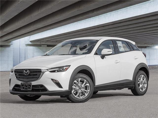 2021 Mazda CX-3 GS (Stk: 21-0203) in Mississauga - Image 1 of 23
