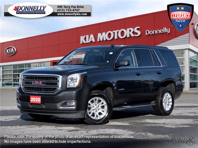 2020 GMC Yukon SLE (Stk: KUR2477) in Ottawa - Image 1 of 27