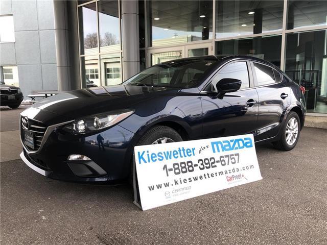 2016 Mazda Mazda3 GS (Stk: 36920A) in Kitchener - Image 1 of 29