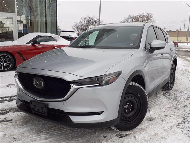2019 Mazda CX-5 Signature (Stk: 13571A) in Gloucester - Image 1 of 26