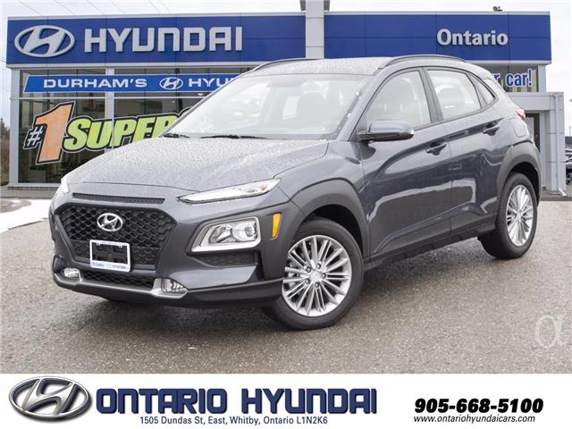 2021 Hyundai Kona 2.0L Preferred (Stk: 666986) in Whitby - Image 1 of 19