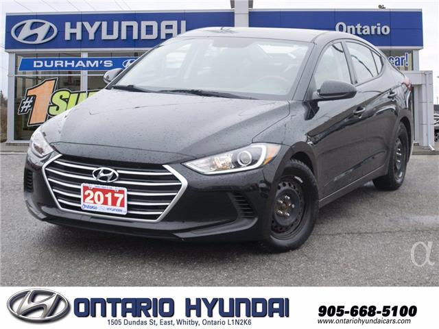 2017 Hyundai Elantra LE (Stk: 78503K) in Whitby - Image 1 of 17