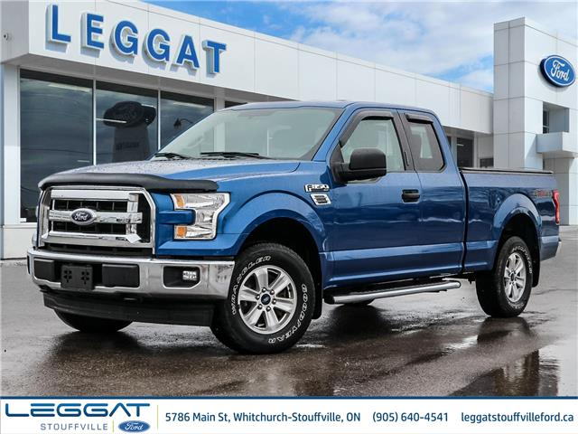 2017 Ford F-150 XLT (Stk: U5481) in Stouffville - Image 1 of 28