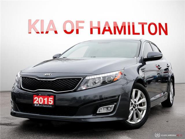 2015 Kia Optima EX (Stk: FO20256A) in Hamilton - Image 1 of 25