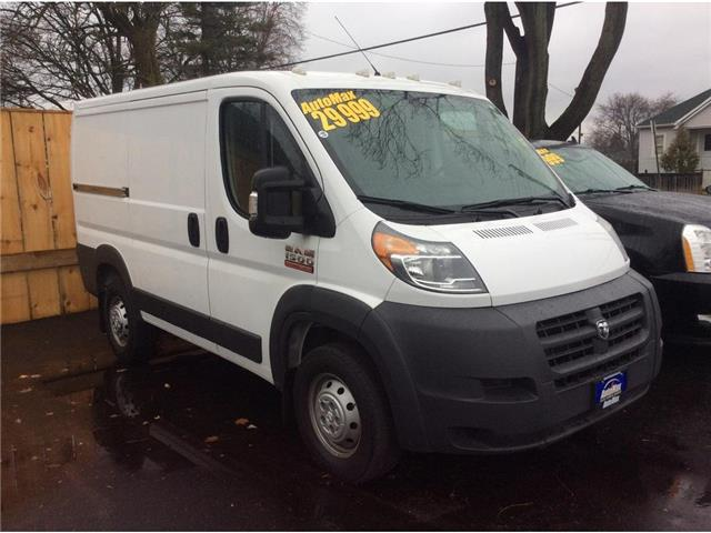 2018 RAM ProMaster 1500 Low Roof (Stk: A9201) in Sarnia - Image 1 of 1