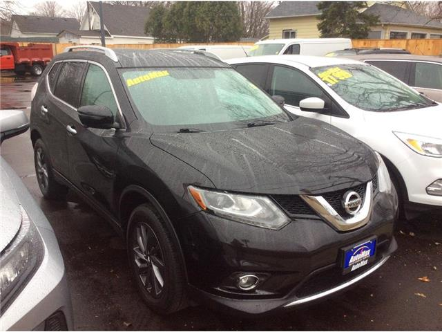 2016 Nissan Rogue SL Premium (Stk: A9337) in Sarnia - Image 1 of 1