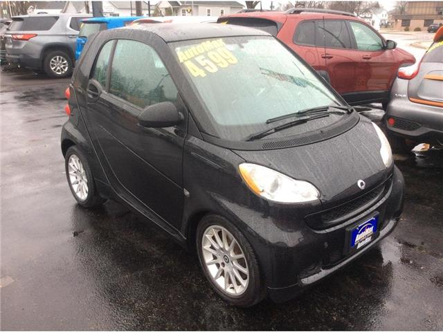 2011 Smart Fortwo  (Stk: A9338) in Sarnia - Image 1 of 1