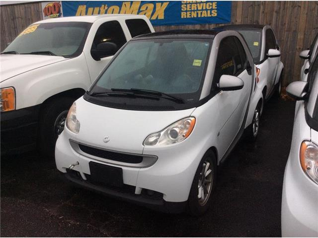2009 Smart Fortwo  (Stk: A9359) in Sarnia - Image 1 of 1