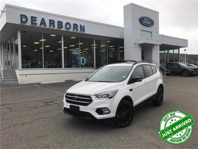 2019 Ford Escape Titanium 4WD  - Navigation -  Leather Seats (Stk: PL062) in Kamloops - Image 1 of 22
