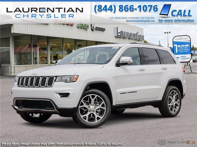 2021 Jeep Grand Cherokee Limited (Stk: 21075) in Sudbury - Image 1 of 20