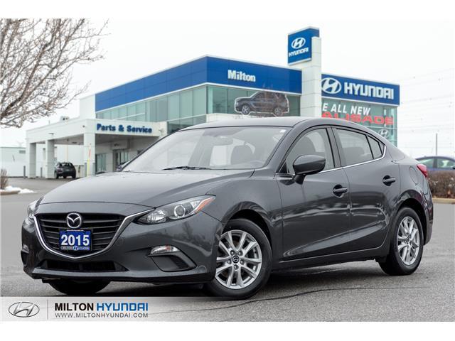 2015 Mazda Mazda3 GS (Stk: 233193) in Milton - Image 1 of 21