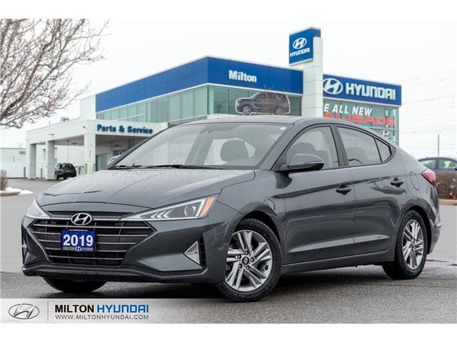 2019 Hyundai Elantra Preferred (Stk: 805670) in Milton - Image 1 of 21
