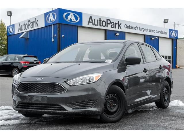 2017 Ford Focus S (Stk: 17-10561AR) in Georgetown - Image 1 of 18
