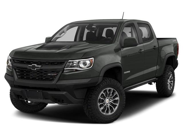 2018 Chevrolet Colorado ZR2 (Stk: 21-13A) in Trail - Image 1 of 9