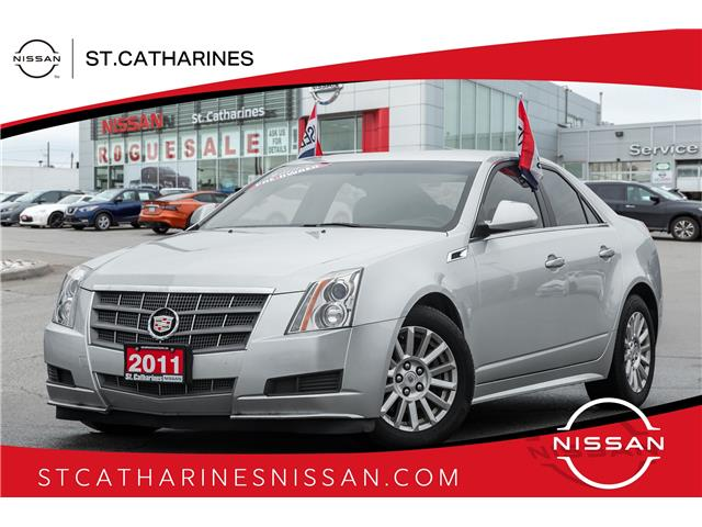 2011 Cadillac CTS  (Stk: SSP365A) in St. Catharines - Image 1 of 19