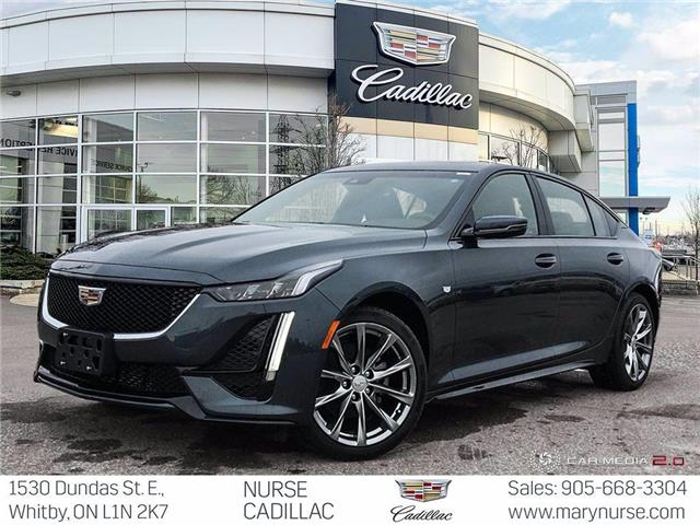 2021 Cadillac CT5 Sport (Stk: 21K043) in Whitby - Image 1 of 26