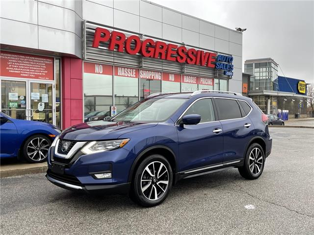 2017 Nissan Rogue SV (Stk: HC817036) in Sarnia - Image 1 of 28
