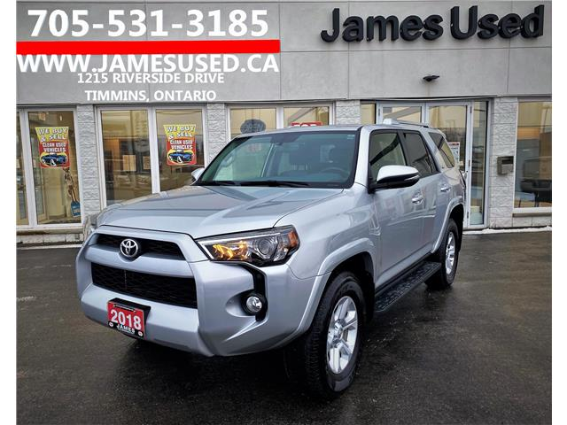 2018 Toyota 4Runner SR5 (Stk: N2178A) in Timmins - Image 1 of 14