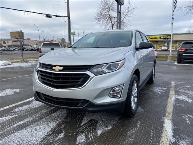 2021 Chevrolet Equinox LS (Stk: M117) in Thunder Bay - Image 1 of 21