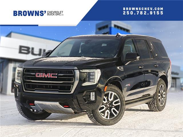 2021 GMC Yukon AT4 (Stk: T21-1620) in Dawson Creek - Image 1 of 17