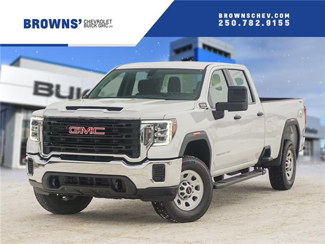 2021 GMC Sierra 3500HD Base (Stk: T21-1627) in Dawson Creek - Image 1 of 13