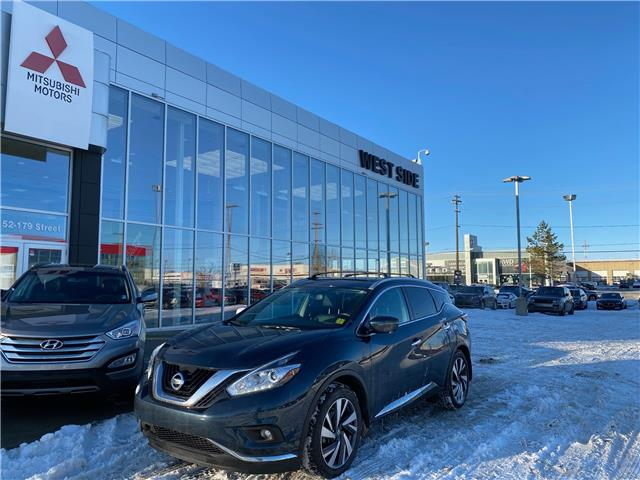 2016 Nissan Murano Platinum (Stk: BM3865) in Edmonton - Image 1 of 29