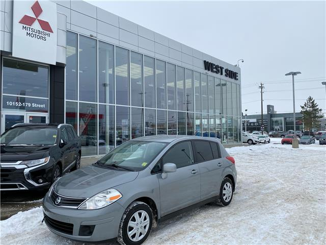2011 Nissan Versa 1.8S (Stk: BM3880) in Edmonton - Image 1 of 21