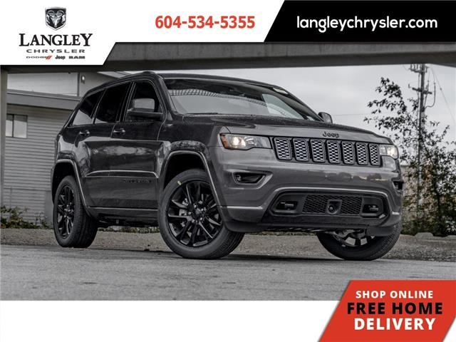 2021 Jeep Grand Cherokee Laredo (Stk: M552639) in Surrey - Image 1 of 22
