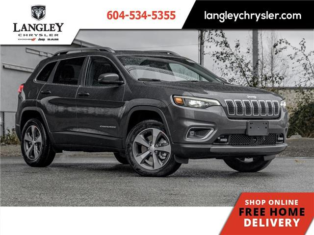 2021 Jeep Cherokee Limited (Stk: M130204) in Surrey - Image 1 of 24