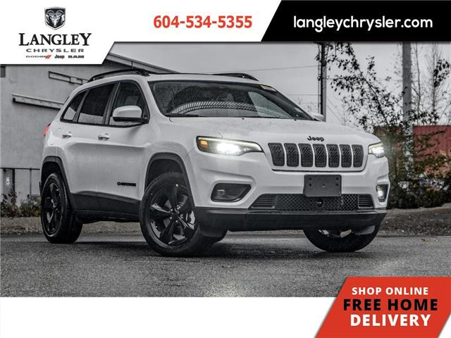 2021 Jeep Cherokee Altitude (Stk: M143667) in Surrey - Image 1 of 23