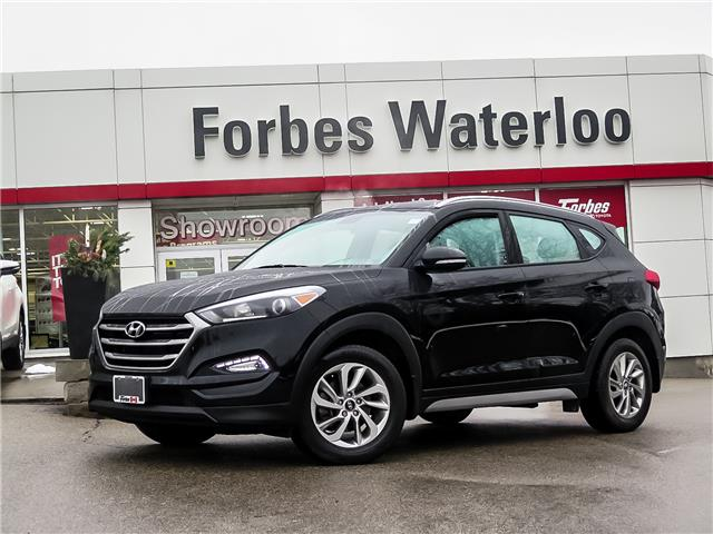 2018 Hyundai Tucson  (Stk: 05194A) in Waterloo - Image 1 of 24
