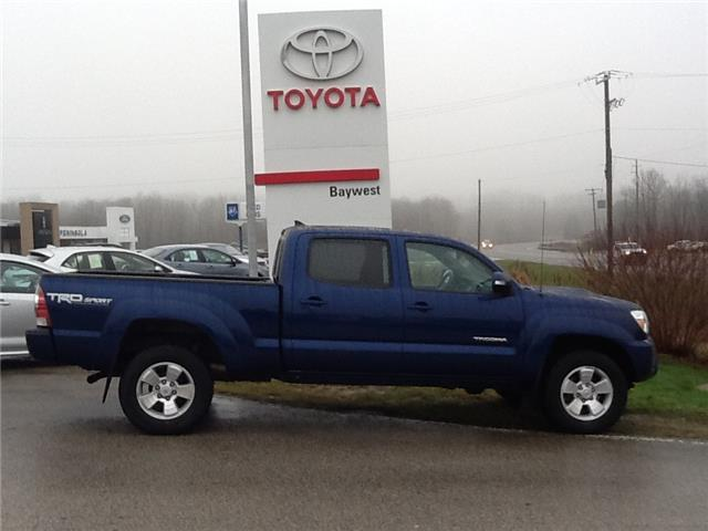 2015 Toyota Tacoma V6 (Stk: 21042a) in Owen Sound - Image 1 of 11