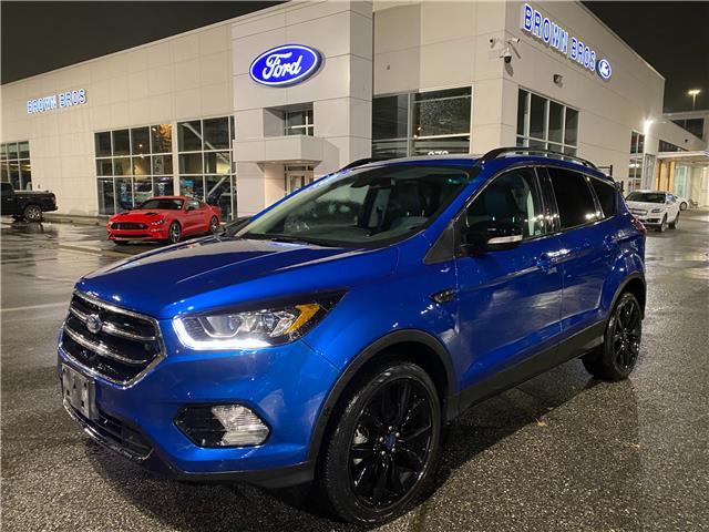 2019 Ford Escape Titanium 1FMCU9J96KUC10094 OP20414 in Vancouver