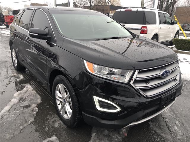 2017 Ford Edge SEL (Stk: 20236A) in Cornwall - Image 1 of 28