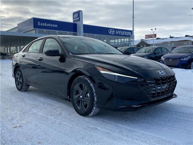 2021 Hyundai Elantra Preferred (Stk: 50107) in Saskatoon - Image 1 of 11