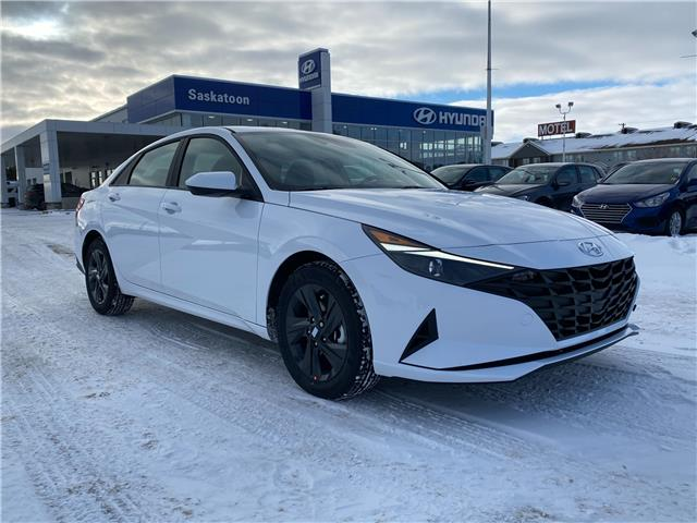 2021 Hyundai Elantra Preferred w/Sun & Safety Package (Stk: 50097) in Saskatoon - Image 1 of 11
