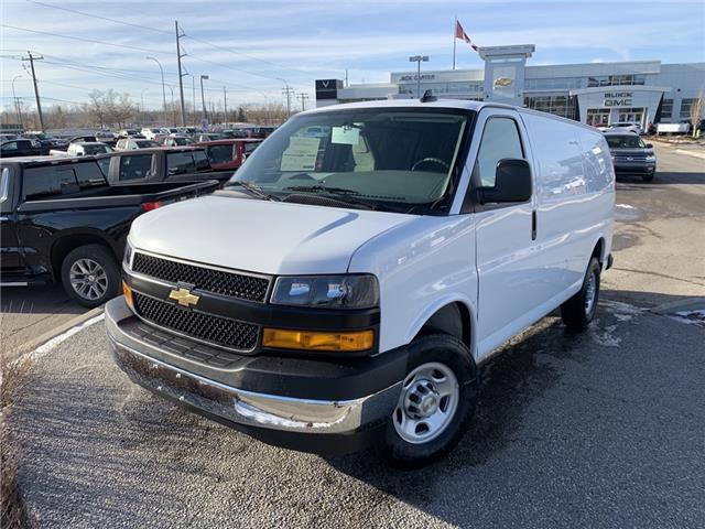 2021 Chevrolet Express 2500 Work Van (Stk: M1157952) in Calgary - Image 1 of 19