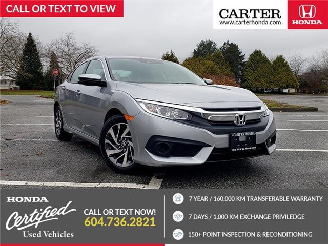 2017 Honda Civic EX (Stk: 4L14981) in Vancouver - Image 1 of 24