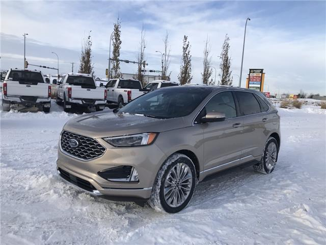 2020 Ford Edge Titanium (Stk: LED033) in Fort Saskatchewan - Image 1 of 23