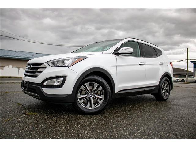 2014 Hyundai Santa Fe Sport 2.4 Premium (Stk: HA7-7854A) in Chilliwack - Image 1 of 18