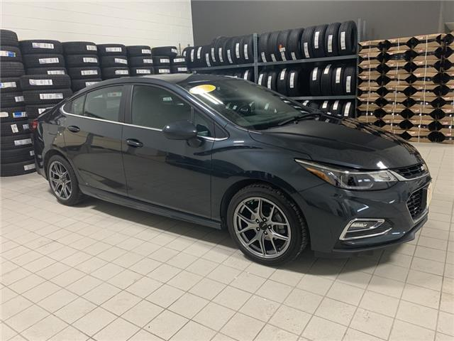 2018 Chevrolet Cruze LT Auto (Stk: 20462A) in Steinbach - Image 1 of 9