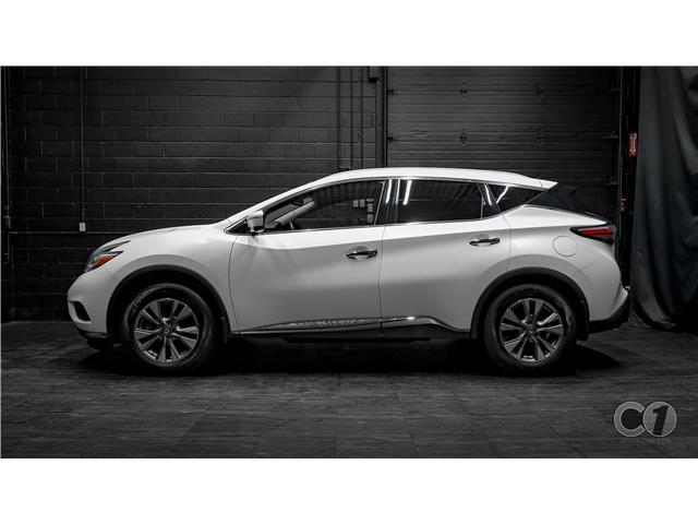 2015 Nissan Murano SL 5N1AZ2MH4FN279112 CT20-673 in Kingston